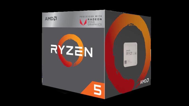 AMD Ryzen™ 5