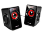 ALTAVOCES GAMING MS1 2.0 USB MARS GAMING