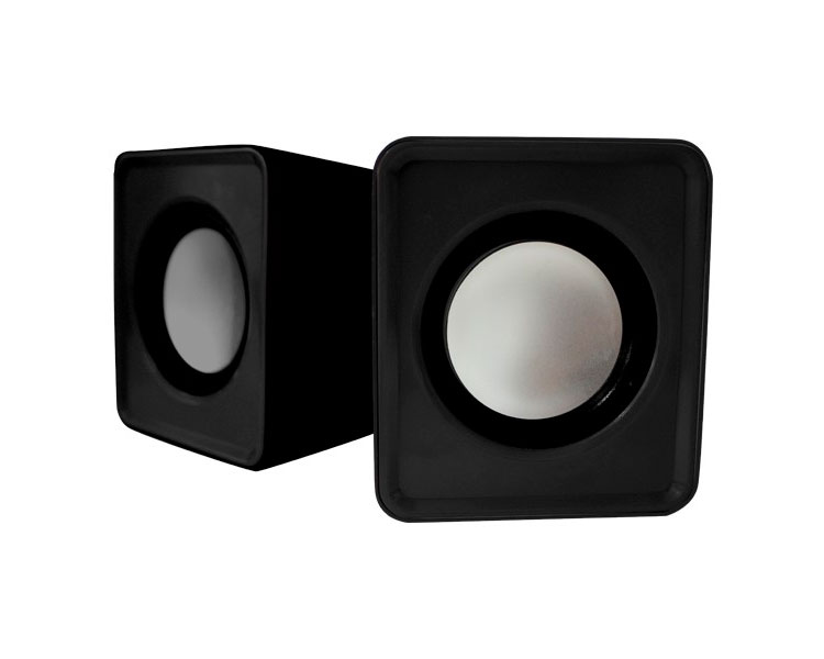 MINI ALTAVOCES 2.0 SPX1 BLACK APPROX