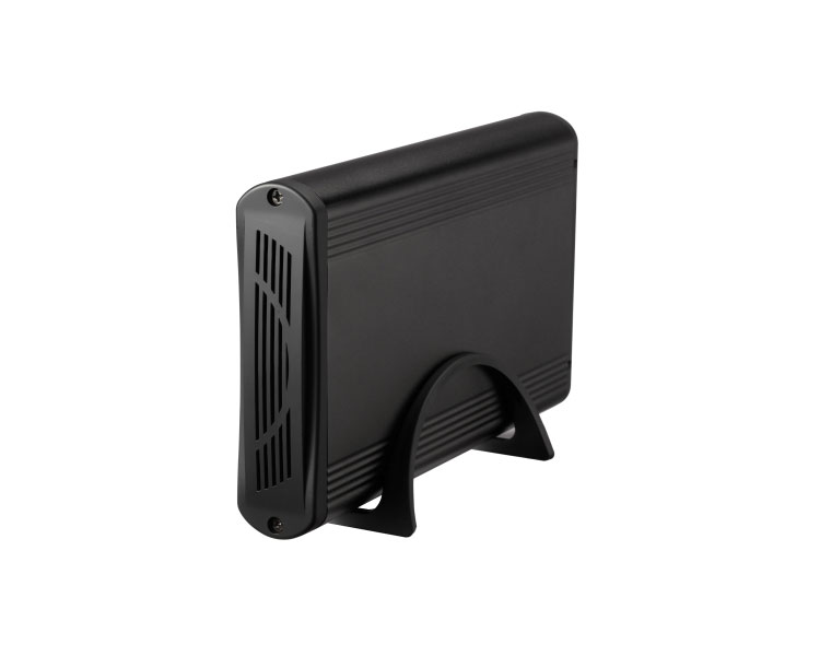 CAJA EXTERNA USB 3.5'' SATA IDE BLACK TOOQ