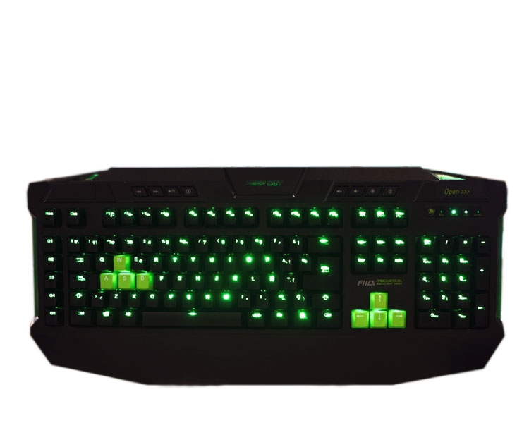 KEEPOUT GAMING MECHANICAL KEYBOARD F110S