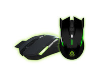 KEEPOUT GAMING OPTICAL MOUSE XPOSEIDON BLACK