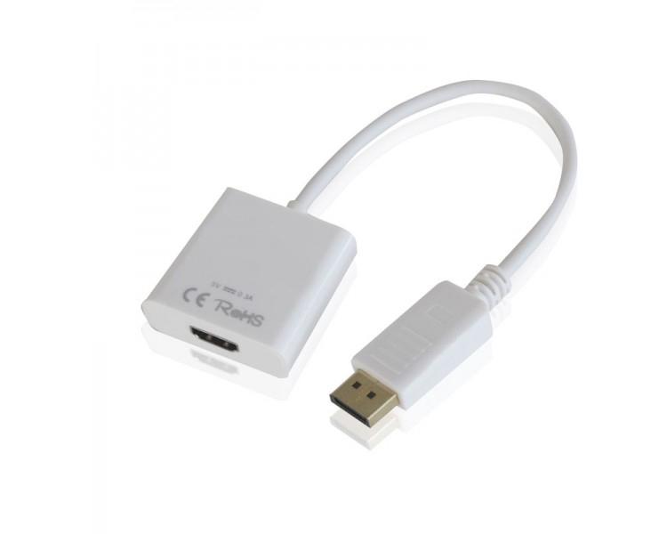 ADAPTADOR DISPLAY PORT A HDMI APPROX