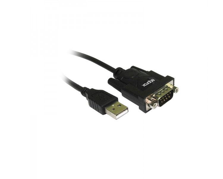 ADAPTADOR USB A PUERTO SERIE APPROX