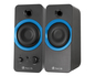ALTAVOZ GAMING GSX-200 2.0 BLACK NGS
