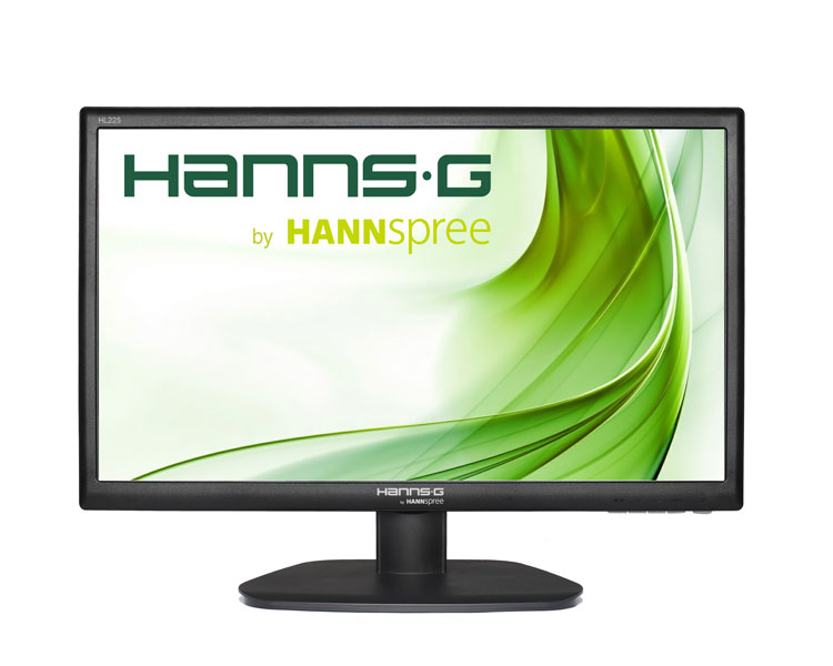 MONITOR HANNSPREE HL225PPB MM