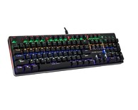 TECLADO GAMING MARS MECANICO MK4 RED SWITCH
