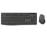 KIT TECLADO+RATON EVO ADVANCED WIRELESS LASER TRUST