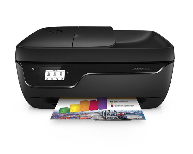 HP OFFICEJET 3833 WIFI