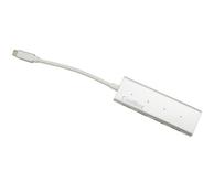 HUB TYPE-C 4 PUERTOS USB3.0 ALU3-C ALUMINIO COOLBOX