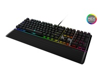 TECLADO GAMING AK7 BLUE-SWITCH THUNDERX3