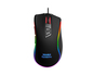 RATON OPTICO MM218 BLACK MARS GAMING