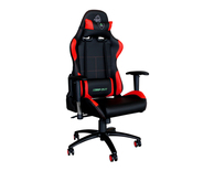 SILLA GAMING KEEPOUT XS200 PRO BLACK/RED