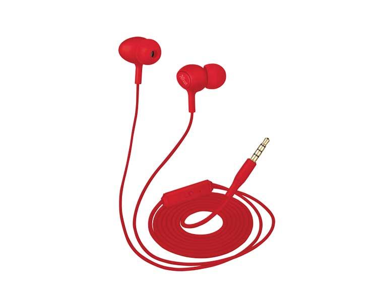 AURICULAR ZIVA IN-EAR RED TRUST