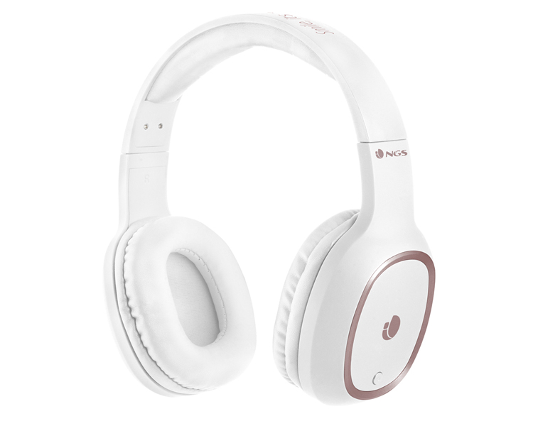 AURICULAR ARTICA PRIDE BLUETOOTH WHITE NGS