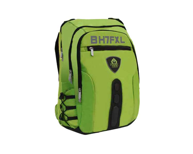 KEEPOUT MOCHILA GAMING BK7FGXL 17´´ FULL GREEN
