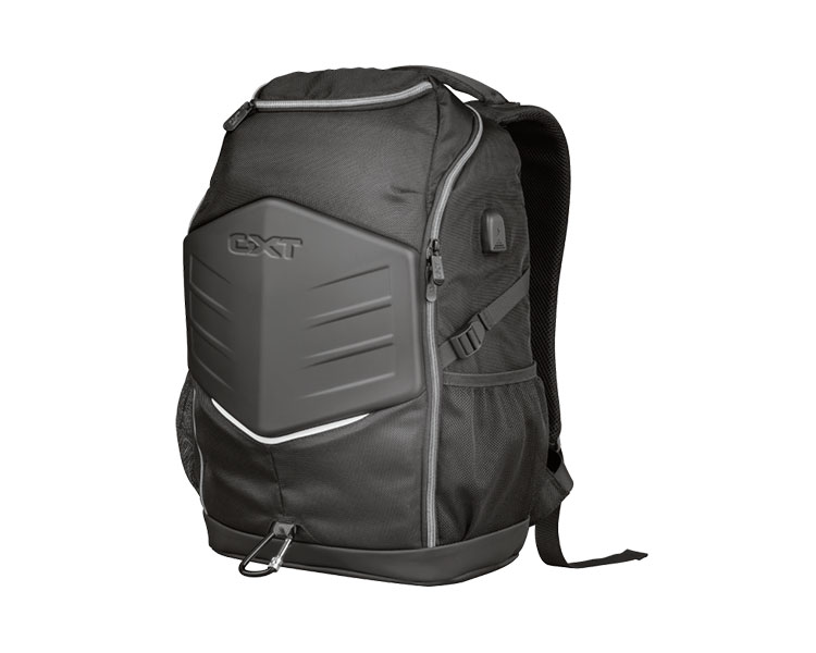 "MOCHILA GAMING GXT 1255 OUTLAW 15.6"" BLACK TRUST"