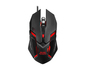 RATON OPTICO MRM0 RGB BLACK MARS GAMING