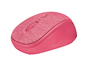 RATON OPTICO YVI FABRIC WIRELESS PINK TRUST