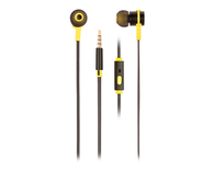 AURICULARES STEREO CROSS RALLY BLACK NGS