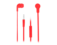 AURICULARES STEREO CROSS SKIP RED NGS