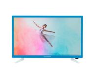 "TELEVISOR HD 23.6"" RAINBOW AZUL SCHNEIDER"