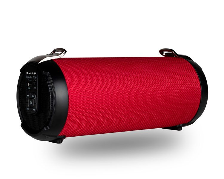 ALTAVOZ BLUETOOTH ROLLER TEMPO RED NGS