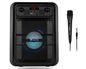 ALTAVOZ BLUETOOTH ROLLER LINGO BLACK NGS