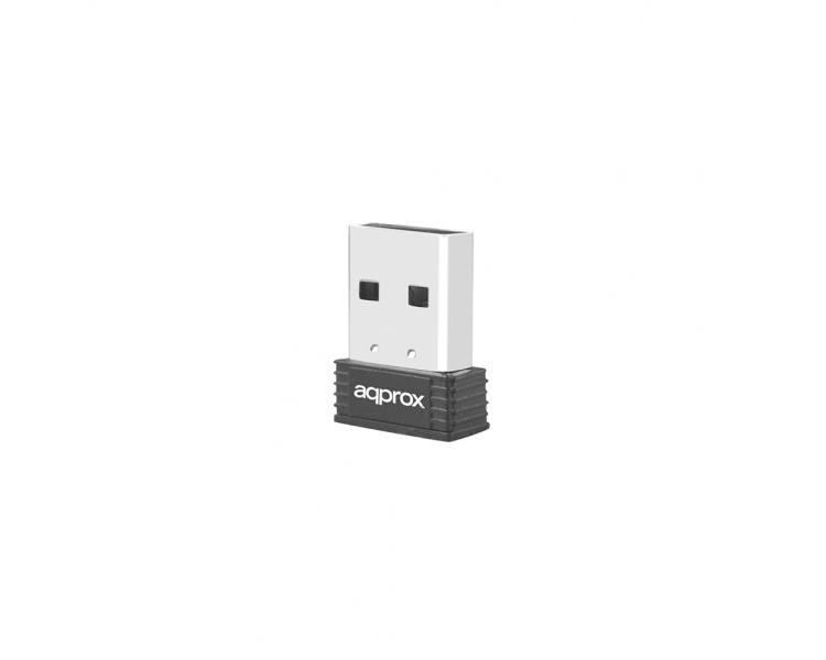 USB WIRELESS 150 Mbps. NANO APPROX