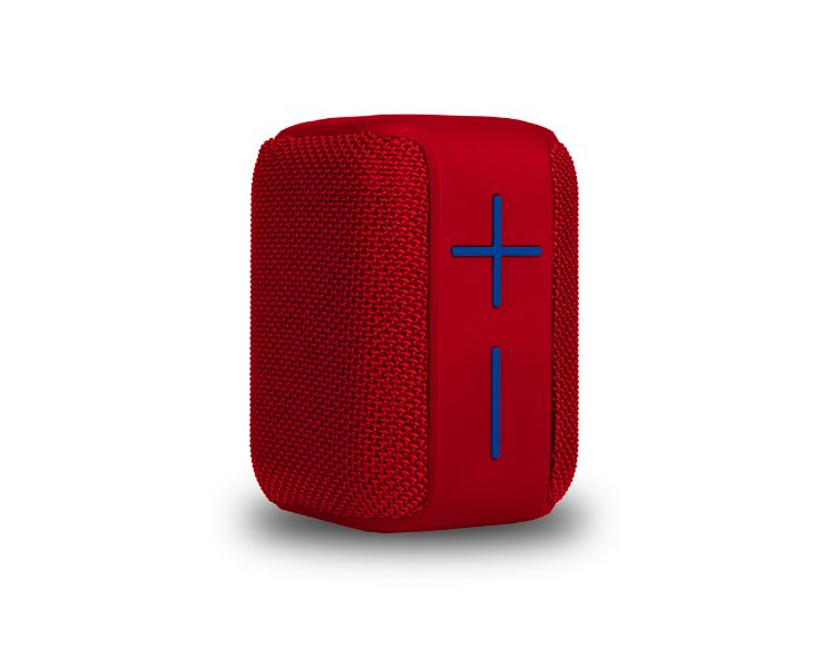 ALTAVOZ BLUETOOTH ROLLER COASTER RED NGS