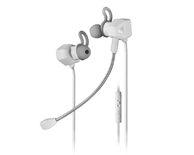 AURICULAR IN-EAR MICROFONO GAMING MIHX WHITE MARS GAMING