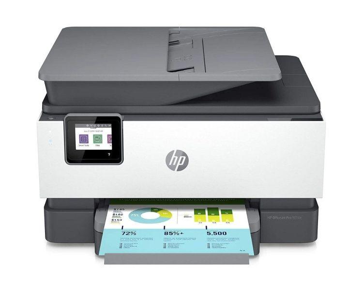 HP OFFICEJET 9010e WIFI
