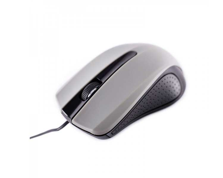 MOUSE OPTICO LITE GREY APPROX