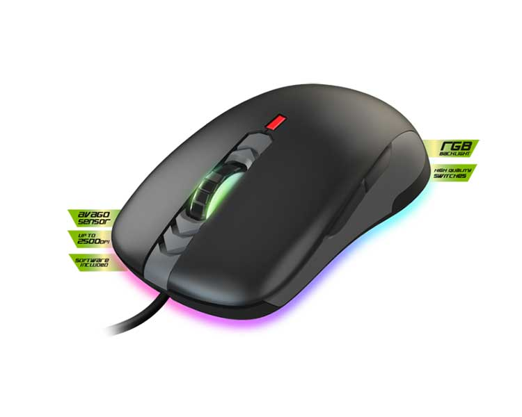 KEEPOUT GAMING MOUSE X4 PRO