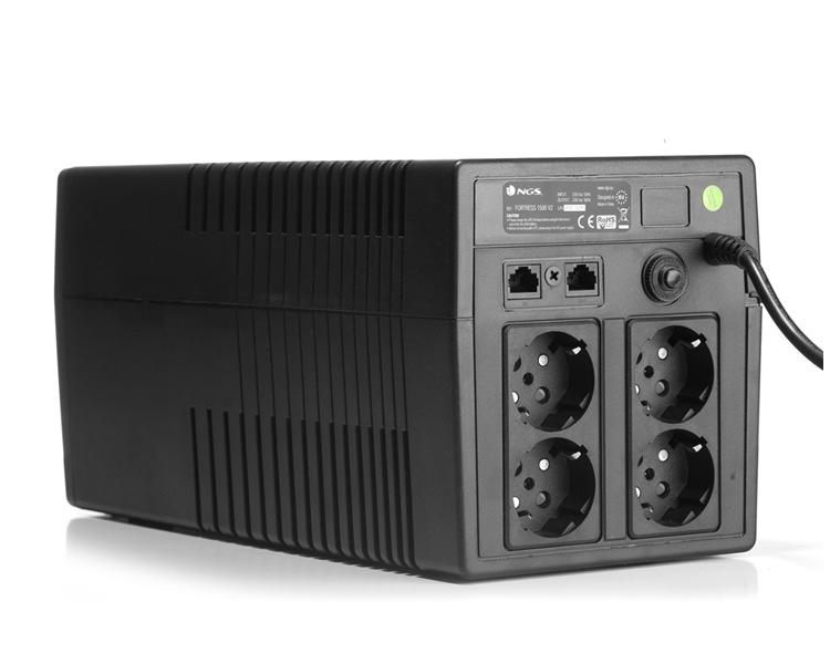 S.A.I. FORTRESS 1500 V2 (1200 VA) NGS