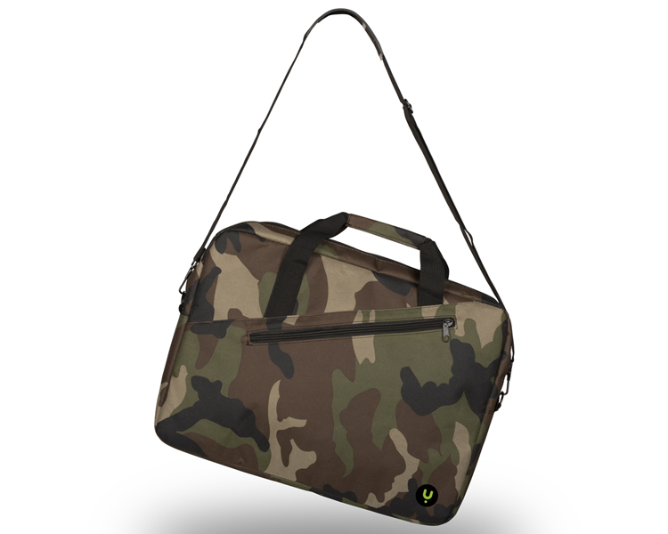 """MALETIN NOTEBOOK MONRAY GINGER ARMY 15.6"""" NGS"""