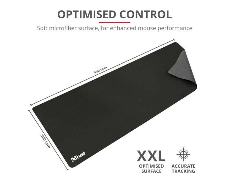 ALFOMBRILLA MOUSE XL TRUST