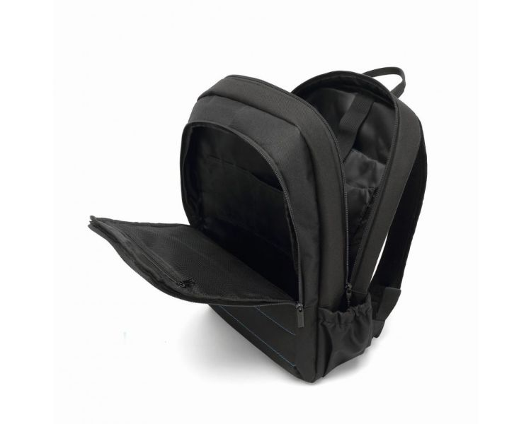 "MOCHILA NOTEBOOK 15.6"" BLACK COOLBOX"