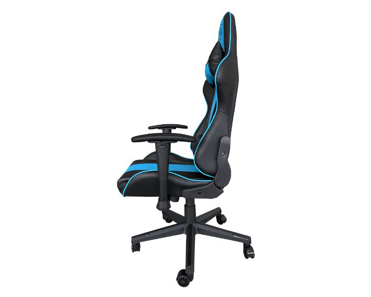 SILLA GAMING KEEPOUT XSPRO-RACING BLACK/TURQUOISE