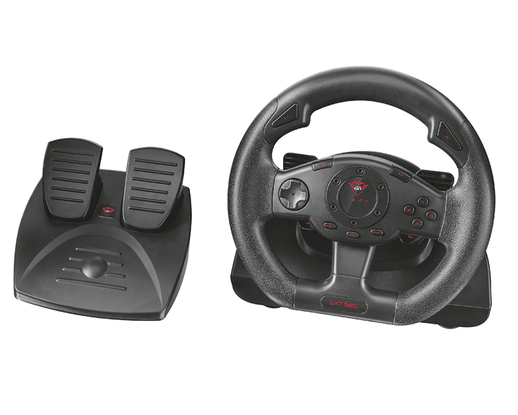 VOLANTE GXT 580 SANO COMPACT RACING PC/PS3 TRUST